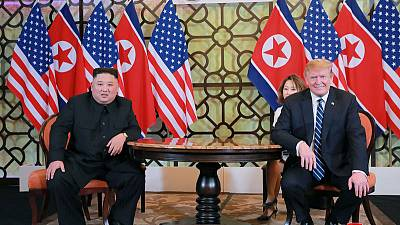 Trump says additional sanctions on North Korea not necessary