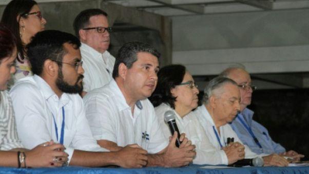 Nicaragua: le gouvernement s'engage à rétablir des libertés