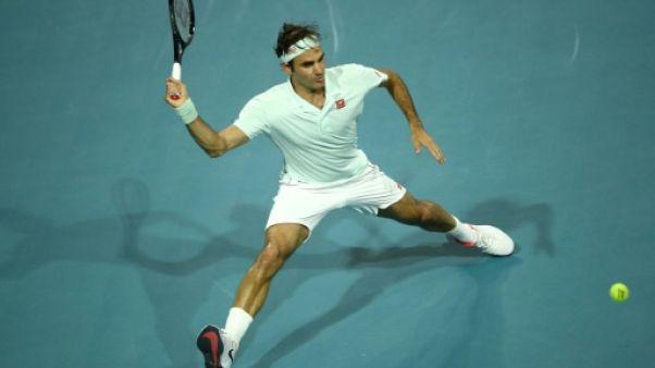 Tennis: Federer et Isner donnent une leçon à la jeune garde à Miami