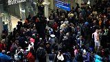 اعتقال رجل تسبب في تعطيل قطارات يوروستار في بريطانيا