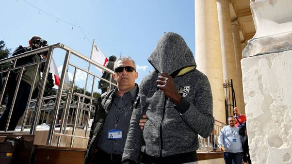 Teenage African migrants accused of hijacking tanker after sea rescue