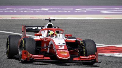 F2: Mick Schumacher è 8/o all'esordio
