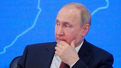 Kremlin: USA has not requested phone call on Venezuela with Putin - TASS