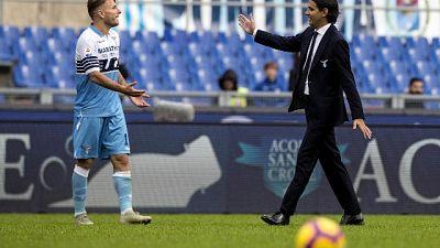 Inzaghi, con Inter voglio grande Lazio