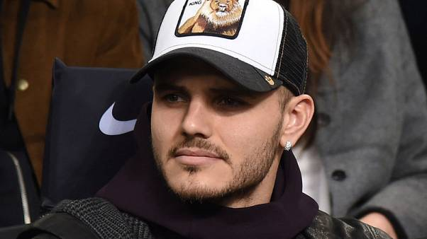 Icardi left out of team to face Lazio despite training again