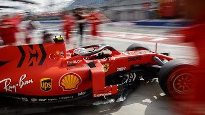 F1:Bahrain, 1/a pole Leclerc, poi Vettel