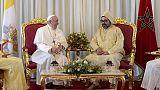 Appello Papa-re Marocco per Gerusalemme