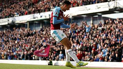 Burnley boost survival hopes with 2-0 win over Wolves