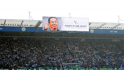 Leicester win to mark late owner's birthday