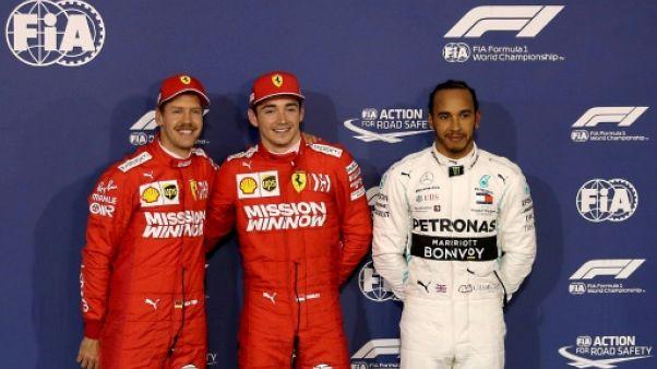 GP de Bahreïn: Leclerc fait déjà sensation !