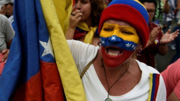 Les Vénézuéliens à nouveau dans la rue contre les pannes de courant