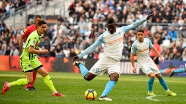 Ligue 1: Marseille concède le nul contre Angers 2-2 et s'éloigne du podium