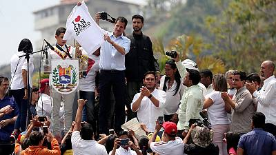 Venezuelans rally to protest chronic power outages