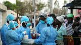 Cholera cases increase to 271 in Mozambique's cyclone-hit Beira