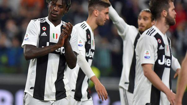 Teenager Kean gives Juve narrow win over stubborn Empoli