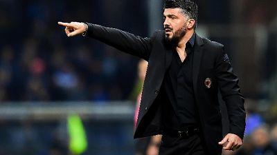 Milan: Gattuso, squadra non ha mollato