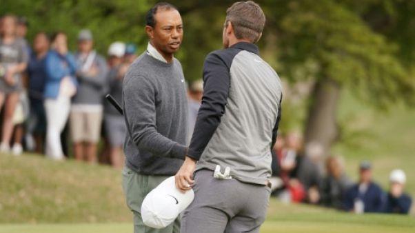 Championnat du monde de match-play: Woods stoppé en quarts de finale