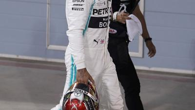 Motor racing - Mercedes on the back foot but up for a fight in Bahrain
