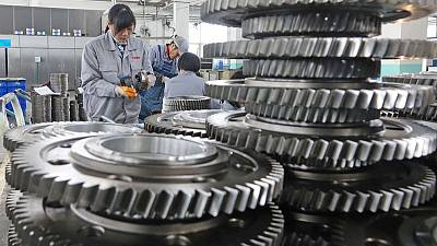 China's services activity quickens in March - official PMI