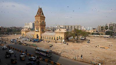 Karachi revitalization drive aims to remake Pakistan's largest city