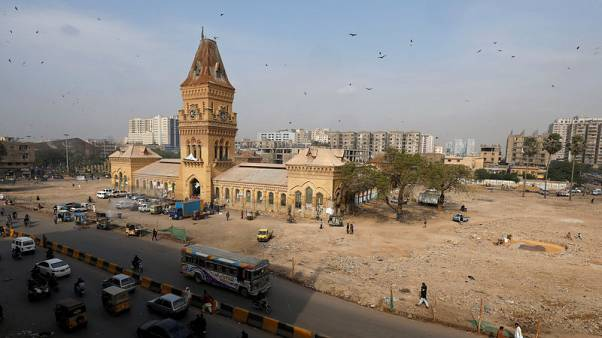 Karachi revitalization drive aims to remake Pakistan's largest city