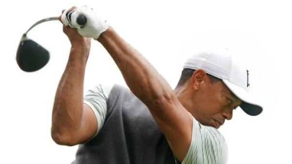 Championnat du monde de match-play: Woods craque sur le dernier trou