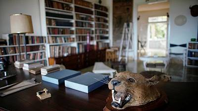 Hemingway centre opens in Cuba to preserve writer's work