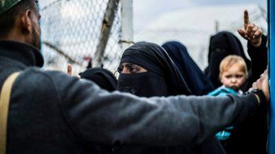 Le camp d'Al-Hol, poudrière jihadiste dans l'est de la Syrie