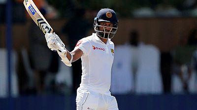 Sri Lanka test captain Karunaratne arrested for drink driving