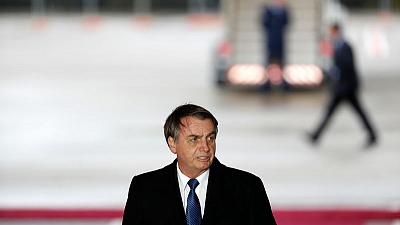 Brazil military takes up coup commemoration at Bolsonaro's behest