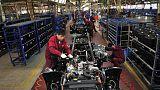 نمو نشاط المصانع الصينية في مارس متجاوزا التوقعات