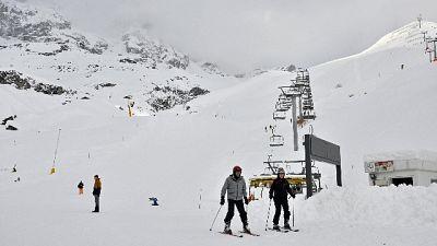 Scontro tra sciatori, un morto a Bormio