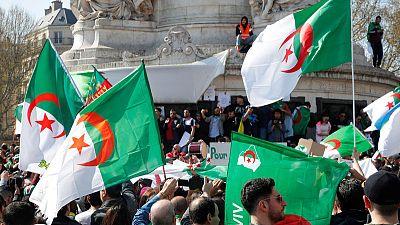 Algeria's president appoints caretaker government amid turmoil