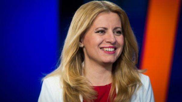 Les Slovaques choisissent le changement et une femme comme présidente