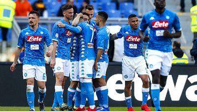 Serie A: Roma-Napoli 1-4