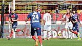 Ligue 1: Caen et Samba soutiennent le siège monégasque et gardent espoir