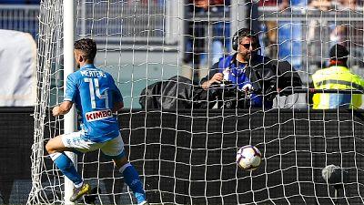 """Mertens: """"Napoli grandi passi avanti"""""""