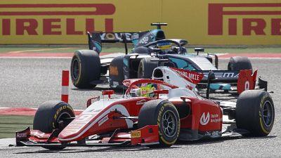 F1: partenza ok, Vettel 'brucia' Leclerc