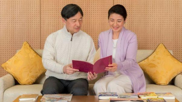 Le nouveau couple impérial du Japon soumis au poids des traditions