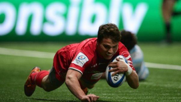 Coupe d'Europe de rugby: Toulouse, vainqueur du Racing 92 en demi-finales