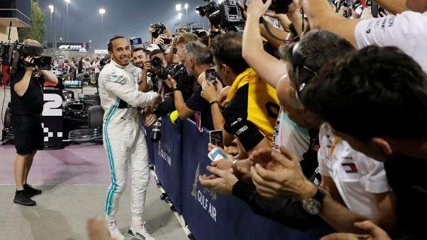 Heartbreak for Leclerc as Hamilton wins in Bahrain