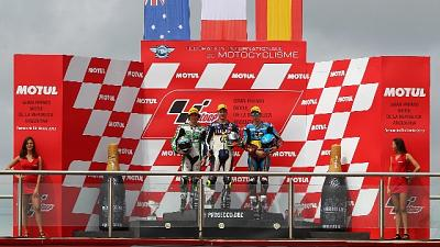 Gp Argentina: Baldassarri vince in Moto2