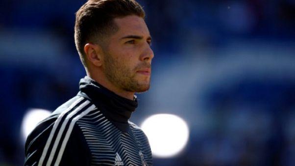 Real Madrid: Zidane titularise son fils Luca dans les buts contre Huesca