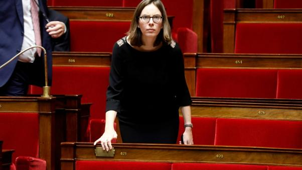 Amelie de Montchalin named new French European affairs minister