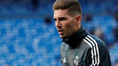 Zidane names son Luca in Madrid line-up against Huesca