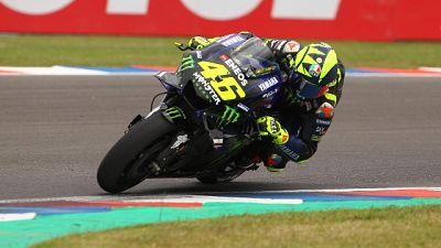 Moto: Rossi, podio mi mancava da tanto