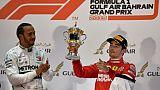 """GP de Bahreïn: Leclerc """"a de nombreuses victoires devant lui"""", selon Hamilton"""