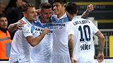 Serie A: Inter-Lazio 0-1
