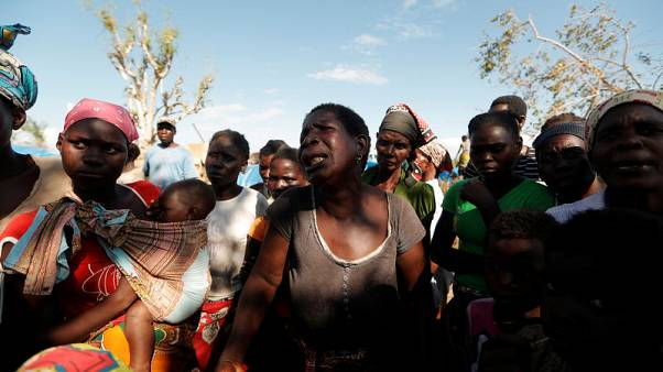 First cholera death recorded since cyclone hit Mozambique port, cases double