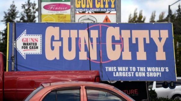 En Nouvelle-Zélande, même le lobby des armes approuve l'interdiction des fusils d'assaut